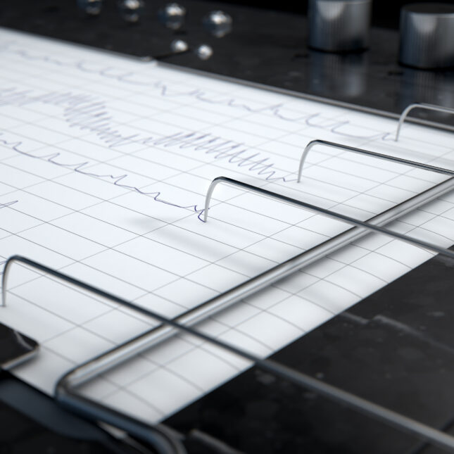 Polygraph Lie Detector Machine