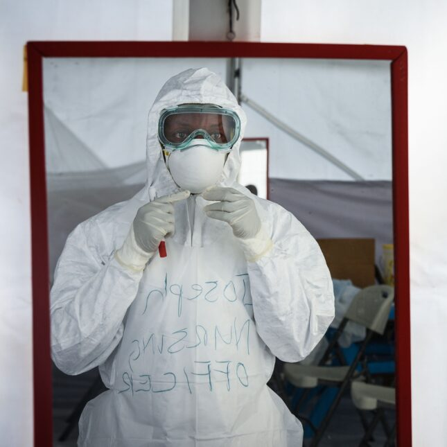 Ebola - looking in the mirror
