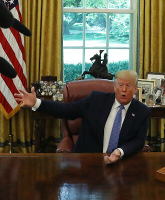 President Trump Discussss Fentanyl