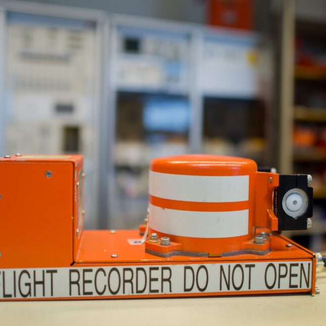 Black box/flight recorder