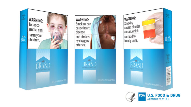 FDA makes new push for graphic warning labels on cigarettes