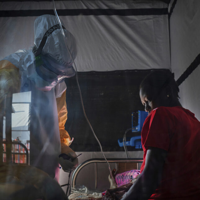 Ebola drugs found to increase survival rates