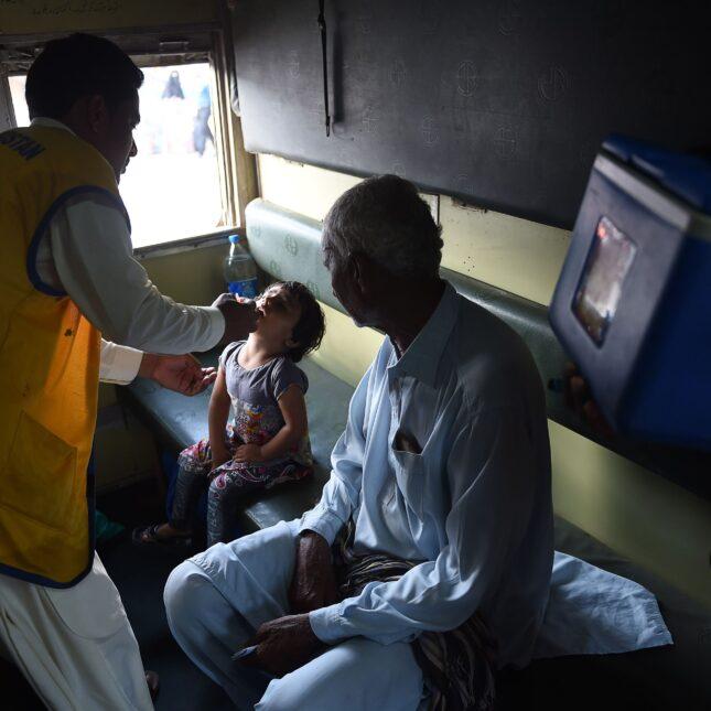Polio - Pakistan 2018