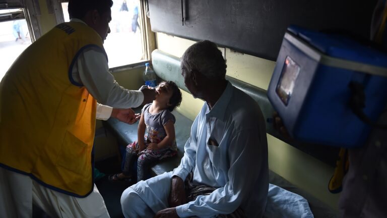 Experts fear a resurgence of polio