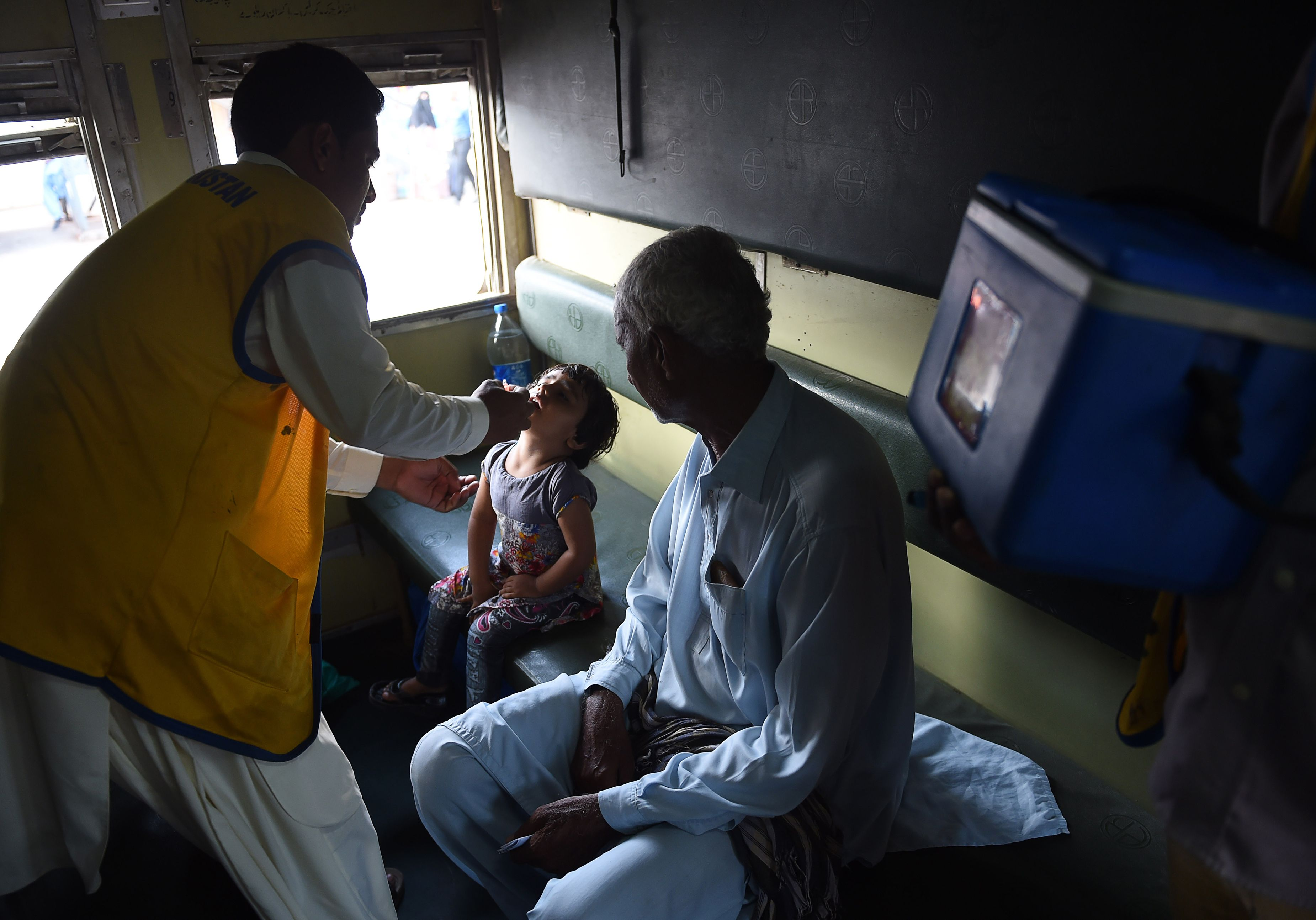Could the world see a resurgence of polio? Experts fear a cautionary tale in measles