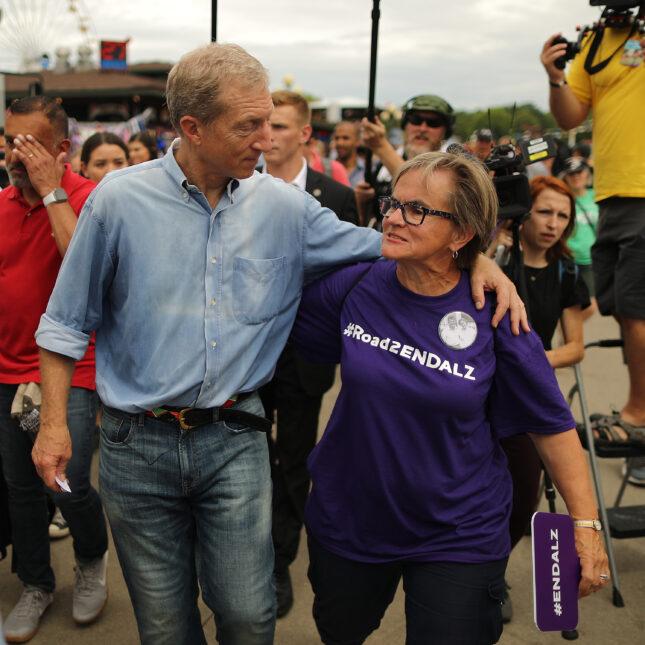 Alzheimer's Iowa state fair