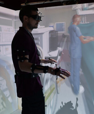 VR for surgery