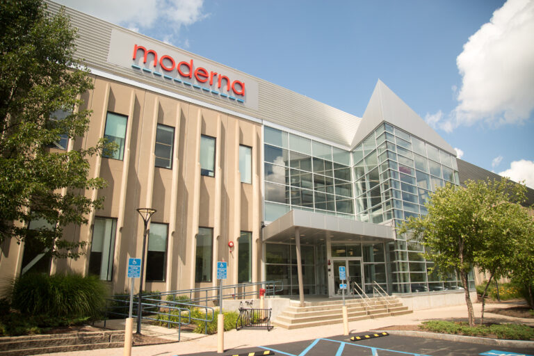 MODERNA - Norwood facility