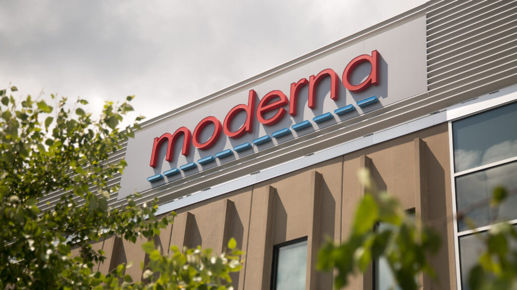 Moderna's CEO says he 'didn't lose a minute of sleep' over potential waiver of vaccine patents
