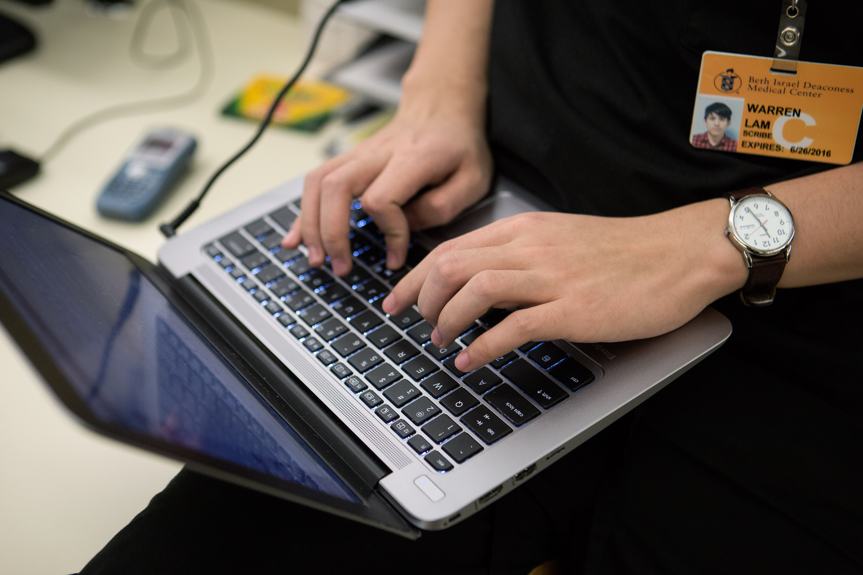 Scribes can help transform health care by creating better clinical data