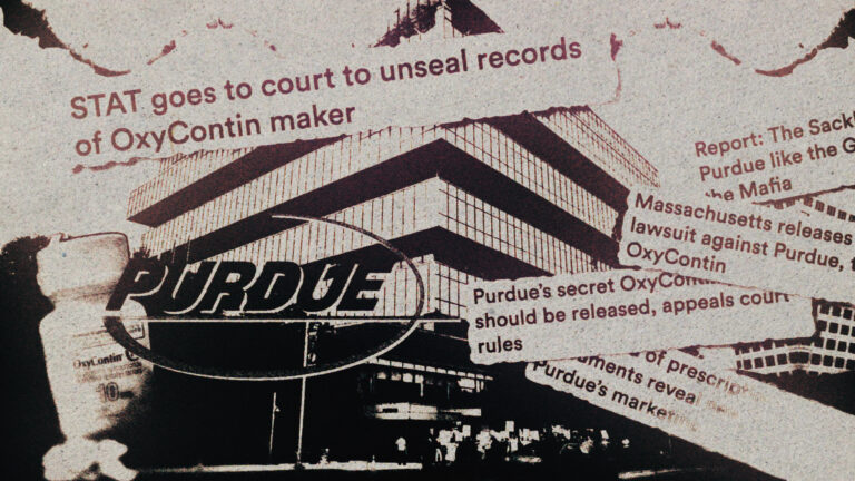KY Supreme Court clears way for release of Perdue OxyContin files