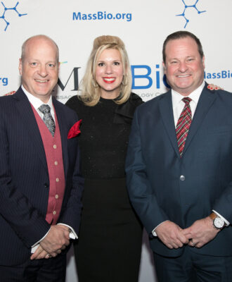 MassBio - Kendalle Burlin O'Connell & Bob Coughlin