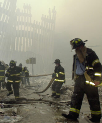 Sept 11 Firefighters Health