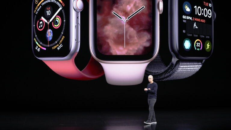 Apple testing Watch for monitoring hearing, mobility, women's health