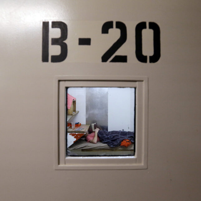 Prison psychiatric unit