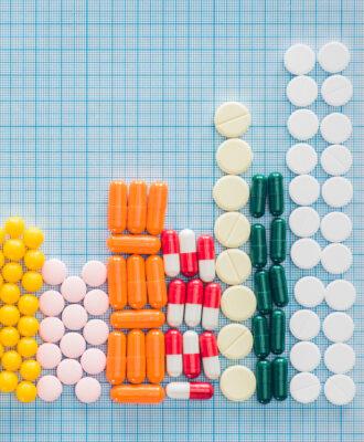 Pill graph