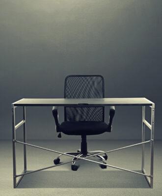Executive empty seat