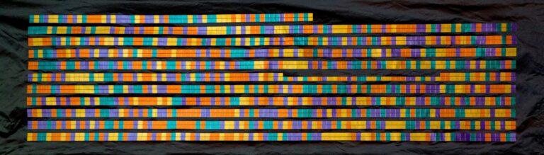 CCR5 gene painting