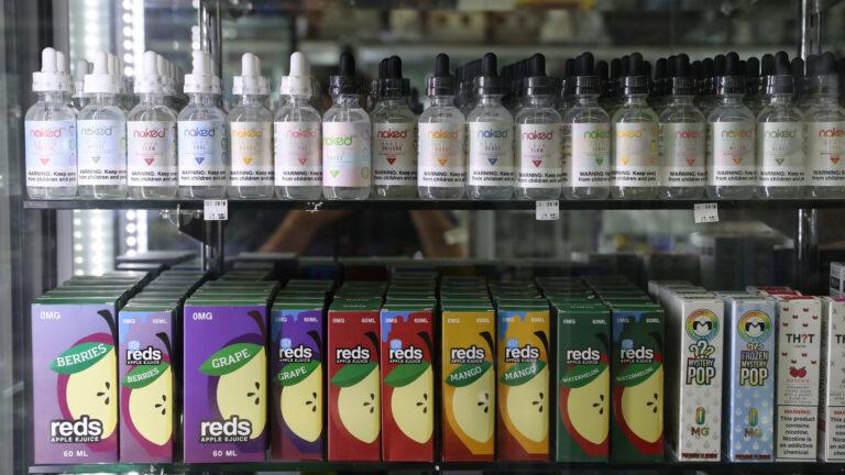 Trump administration prepares to ban flavored e-cigarettes