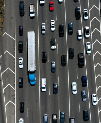 Traffic and emissions