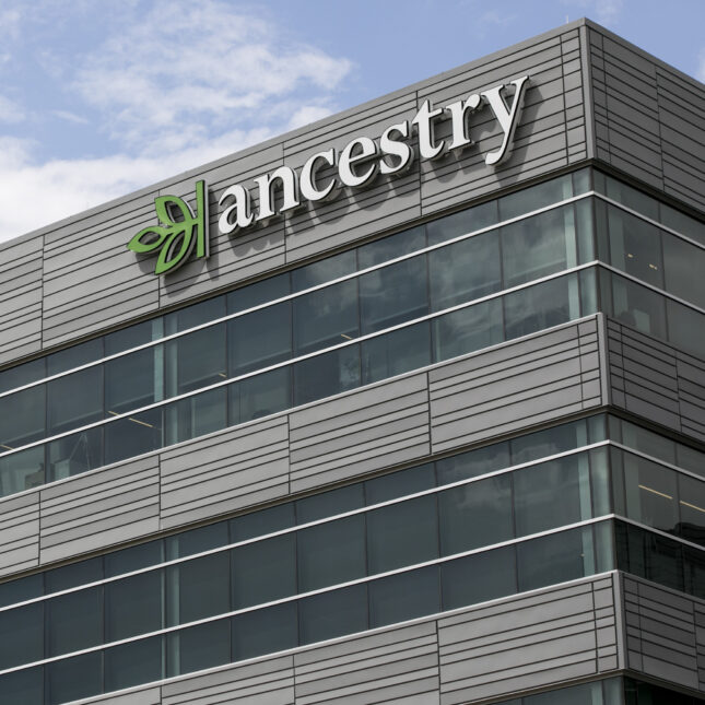 UT: Ancestry Headquarters