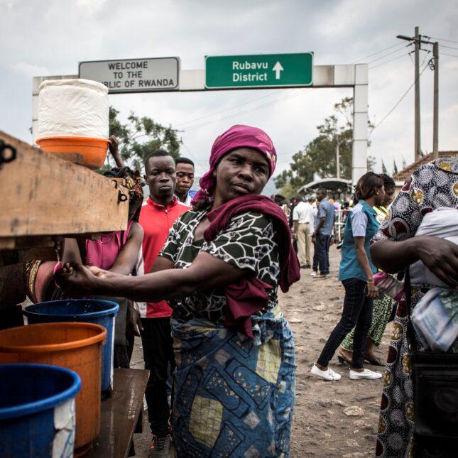 Goma Ebola