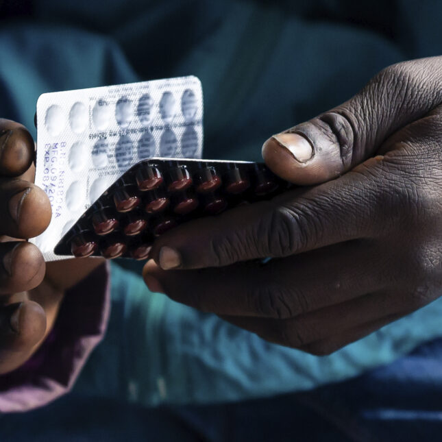 ZIMBABWE-TB Medicine