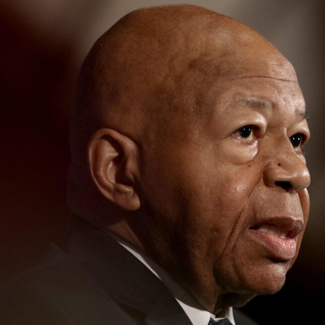 Rep. Elijah Cummings 2019