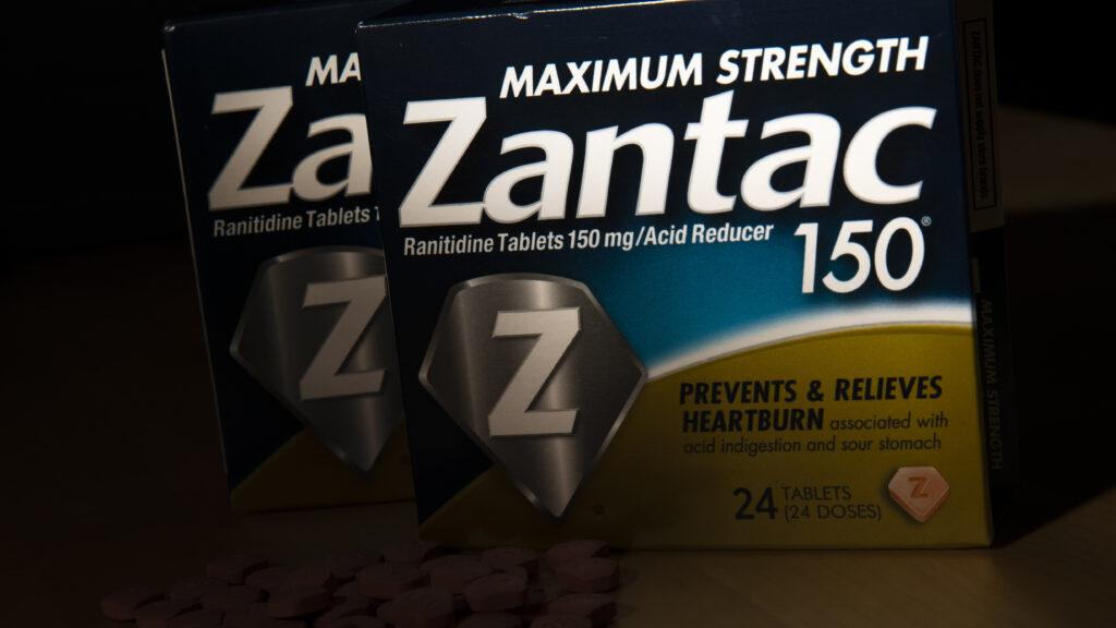 Sanofi pulls Zantac from the U.S., joining a growing list of companies recalling heartburn meds