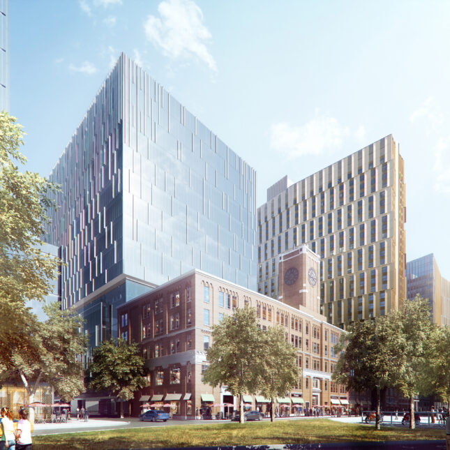 LabCentral Rendering
