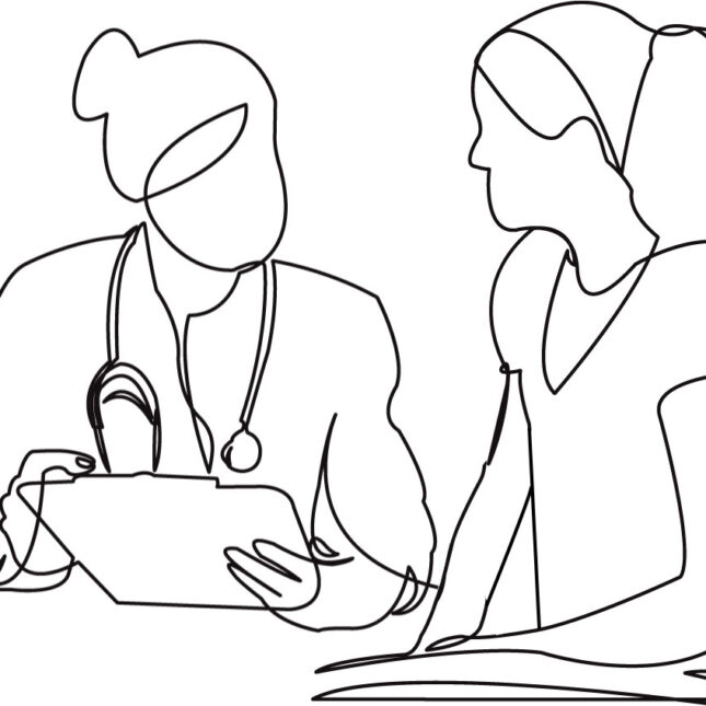 Mentorship - women doctors
