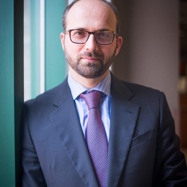 Dr Ben Davies