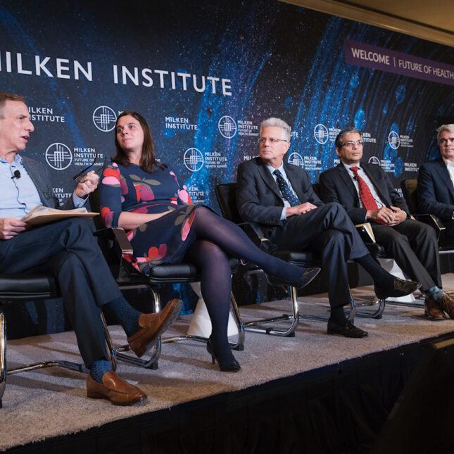 Milken panel 2019