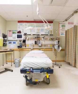 Emergency Room bed