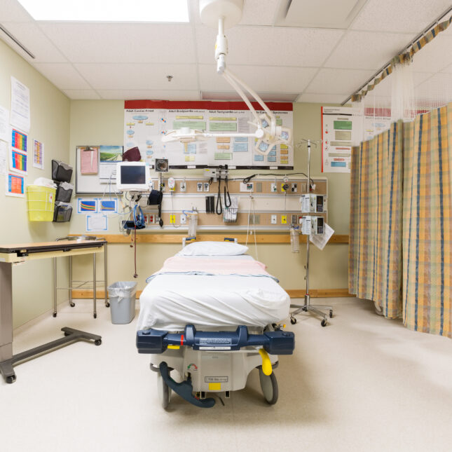 Emergency Room bed
