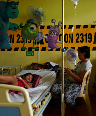 Dengue Outbreak In The Philippines