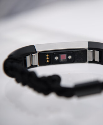 Fitbit close-up