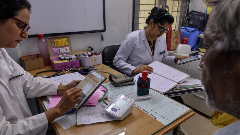 India's health care challenges and tech workforce make it fertile ground for AI startups