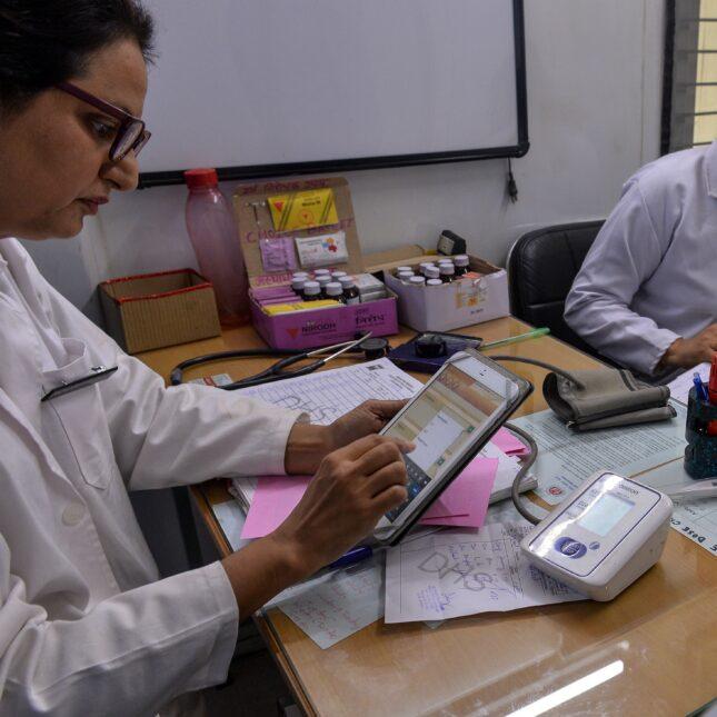 India medical tech