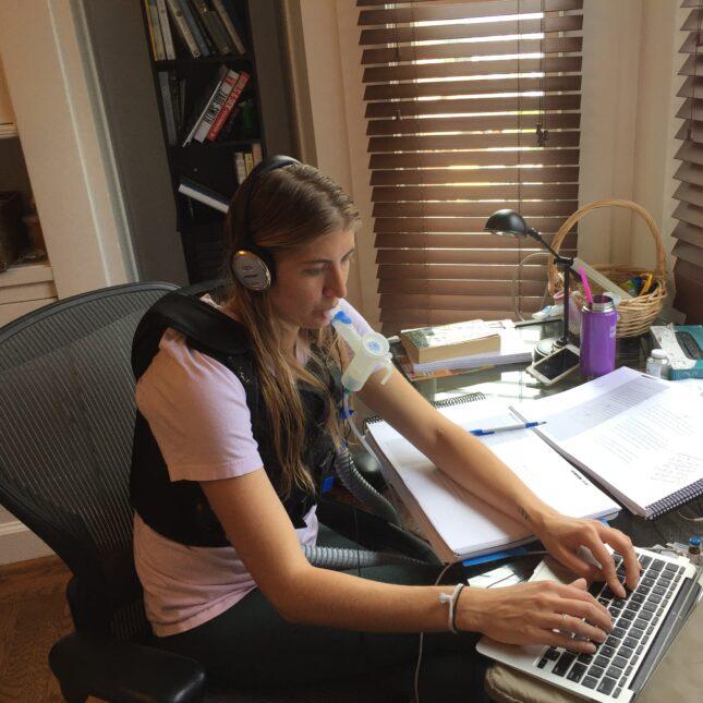 Mallory Smith writing