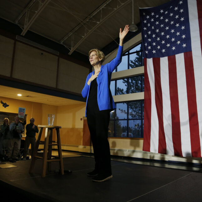 Elizabeth Warren - BG Photo