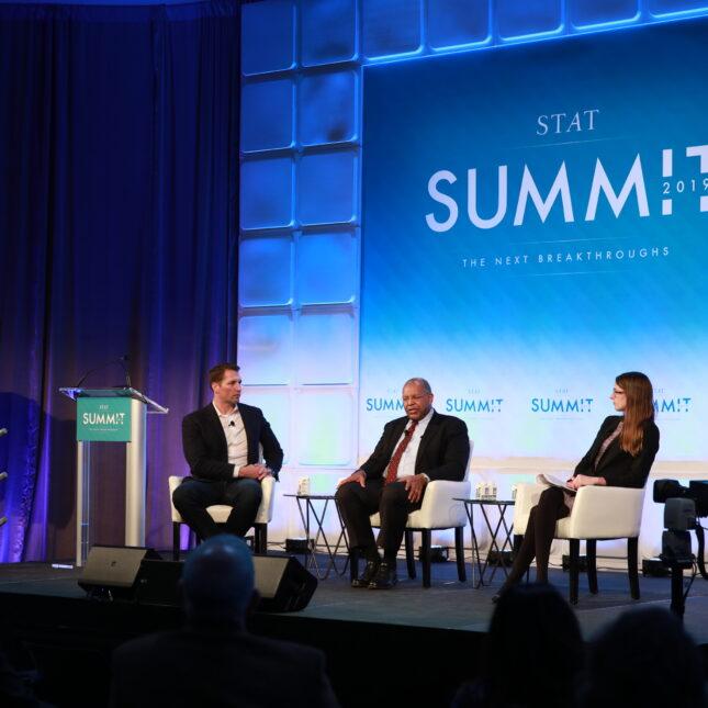 STAT Summit 2019