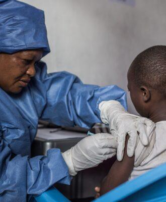 Ebola vaccine Goma