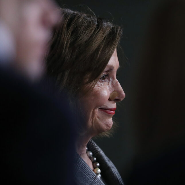 Nancy Pelosi Dec. 6