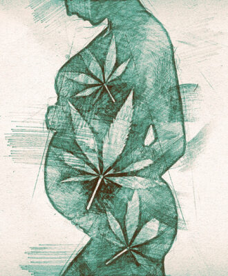 Marijuana pregnancy
