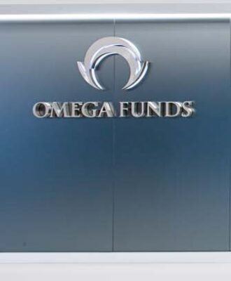 Omega Funds Entrance