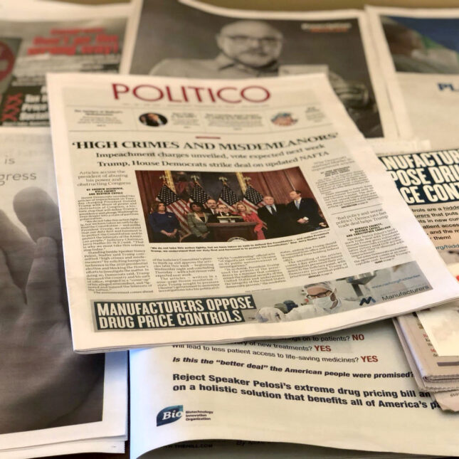 HR 3 ad/Politico