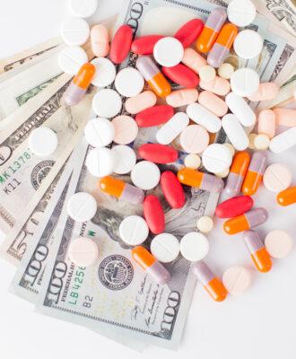 money and meds