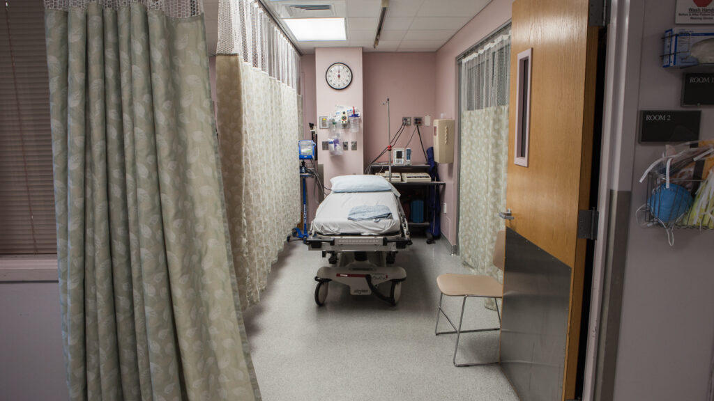 'Traumatic as hell': Patients describe what it's like to be restrained in the ER