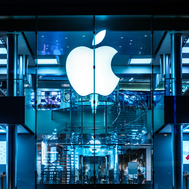 Apple CES 2020